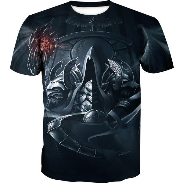 Reaper of Souls T-Shirt - Diablo Clothes and Shirts - Hoodie Now