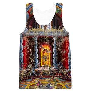 Renaissance Art Tank Top - 3D Hoodies and Clothing - Hoodie Now