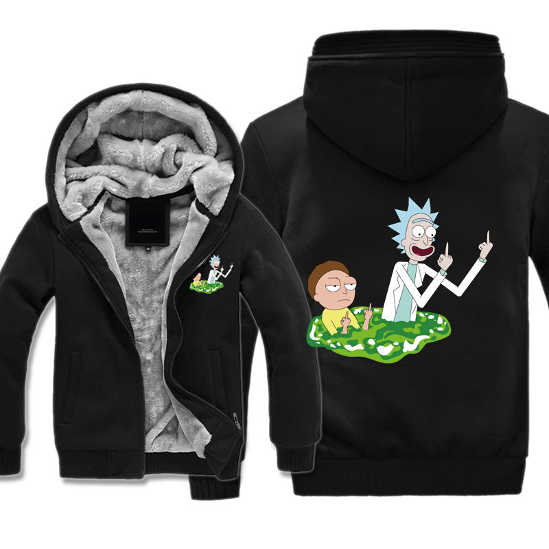 Rick and Morty Jackets