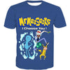 Rick and Morty Pokemon T-Shirt - Rick and Morty x Pokemon Clothes