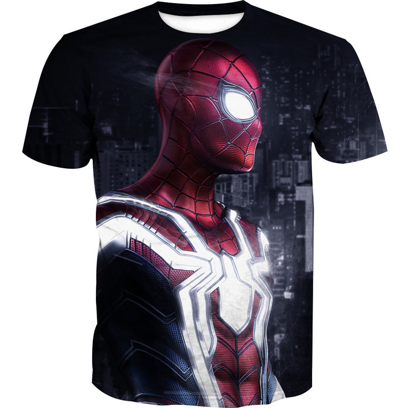 Epic Spiderman T-Shirt - Hero Themed Clothing