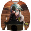 Sinon Sweatshirt - Sword Art Online Clothing - Anime Clothes - Hoodie Now