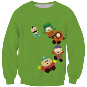 South Park Clothing