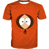 South Park T-Shirt - Kenny Face Clothes