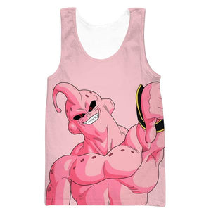 Super Buu Clothing - Dragon Ball Z Super Boo Thumbs Down Tank Top