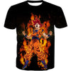 Super Saiyan God Goku T-Shirt - Dragon Ball Super Clothes - Hoodie Now