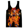 Super Saiyan God Goku Tank Top - Dragon Ball Super Clothes - Hoodie Now