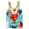 Super Saiyan Rage Trunks Tank Top - Dragon Ball Super Clothes - Hoodie Now