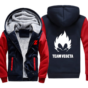 Vegeta Fleece Jacket