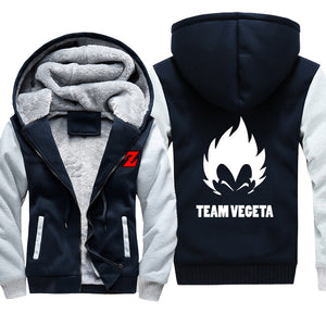 Team Vegeta Jacket