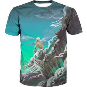 Avatar the Last airbender t-shirts