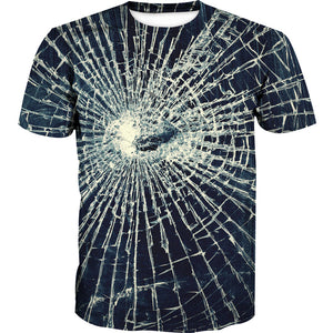 Broken Glass Shirt