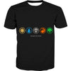 Magic The Gathering Clothing - Reshape The World Color T-Shirt