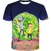 Rick and Morty Portal Shirt