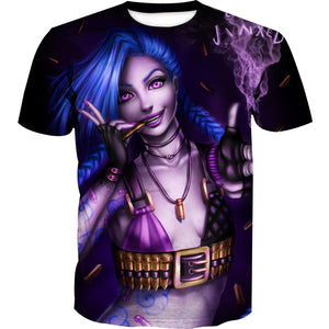 League of Legends JInx