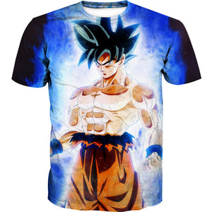 Ultra Instinct Goku Shirt
