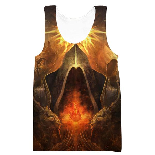 The Reaper Tank Top - Diablo Clothes - Hoodie Now