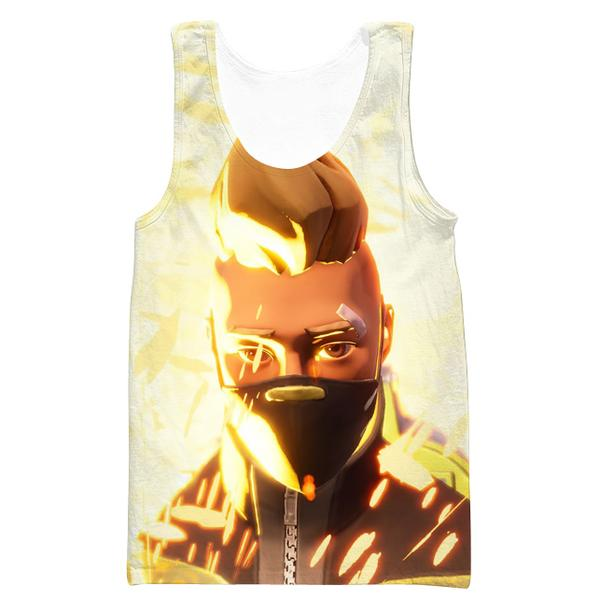 Unmasked Drift Tank Top -Fortnite Clothing