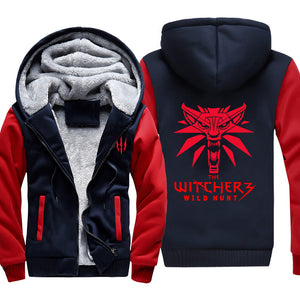 Witcher 3 Fleece jacket