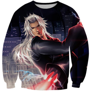 Xemnas Clothes