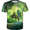 Zelda T-Shirt - Link T-Shirt - Legend of Zelda Clothing - Hoodie Now
