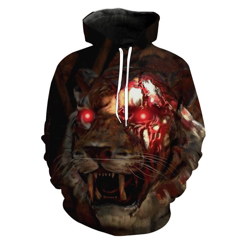 Zombie Tiger Clothes