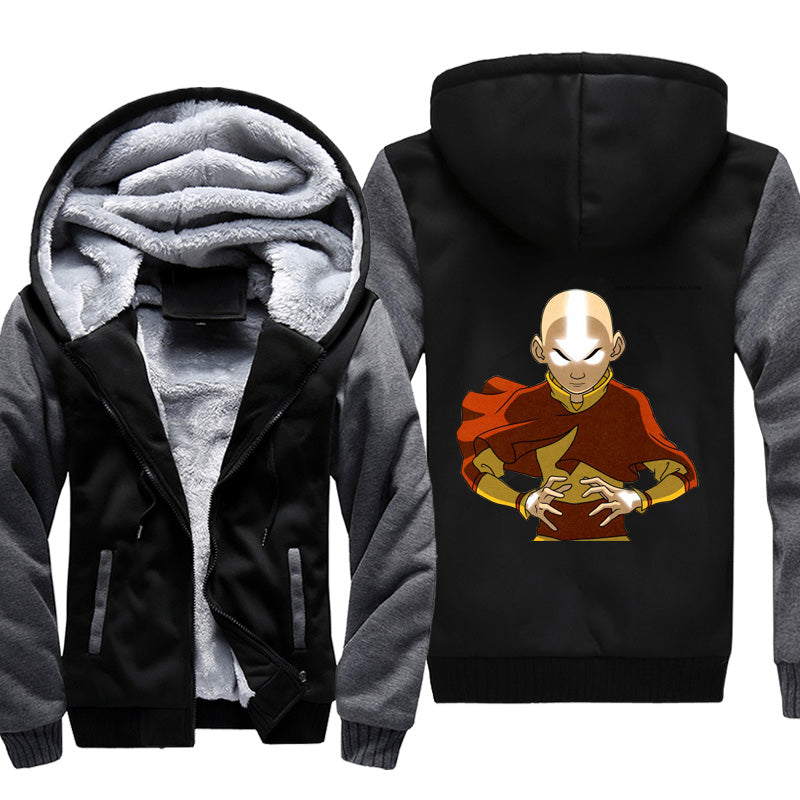 Last Airbender Fleece Jacket