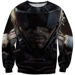 Call of Duty T-Shirt - Black Ops 4 Blackout Clothes