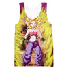 Super Saiyan Caulifla T-Shirt - Dragon Ball Super Clothing - Hoodie Now
