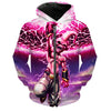 Dragon Ball Z Zipped Hoodie