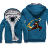 Fire Bender Zuko Jacket - Avatar the Last Airbender Fleece Jackets