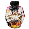 Ultra INstinct Goku Hoodie Dragon Ball Super
