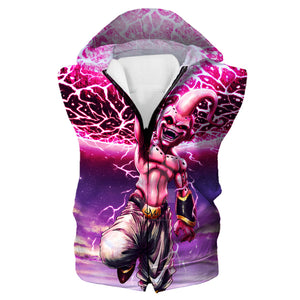 Dragon ball Z hooded tank