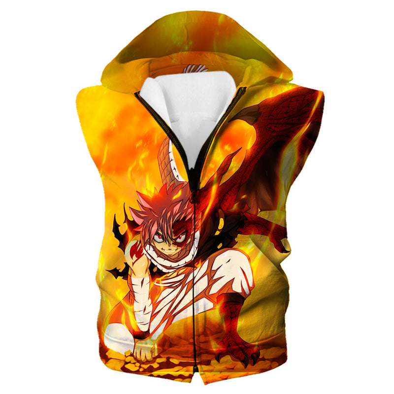 Fairy Tail Hooded Tank