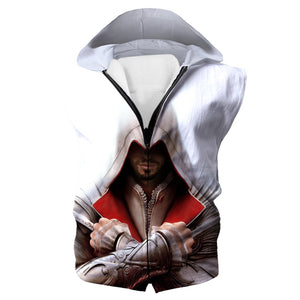 Assassin's Creed Dagger Tank Top - Assassin Video Game Clothing