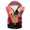 Naruto XXXTentacion Hooded Tank - XXXTentacion Anime Clothes - Hoodie Now