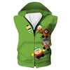 Funny South Park Hoodie - Cartman, Stan and Kyle Hooded Tank - Hoodie Now