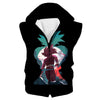 Goku and Gohan Hooded Tank - Dragon Ball Z Clothing