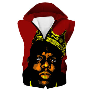 King Notorious Big Hoodie - Biggie Clothing - Hoodie Now