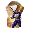 Super Saiyan Vegeta Tank Top - Dragon Ball Z Hoodies and Clothing - Hoodie Now