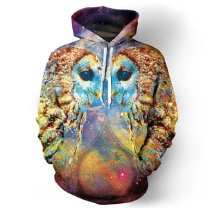 Beautiful Owl Hoodie - Epic Animal Hoodies