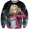 Android 18 Artwork