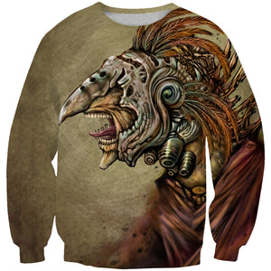 Bird Demon Hoodie - Epic Fantasy Clothes - Hoodie Now
