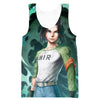 Android 17 Tank Top