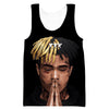 XXXTentacion T-Shirt - Hip Hop Rap Clothes