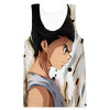Fierce Gon Hoodie - Gon Hunter x Hunter Clothing