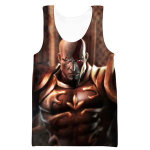 Classic Kratos Hoodie - God of War Clothes