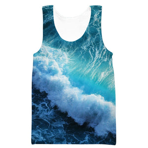 Ocean Storm T-Shirt - Epic Printed Clothes - Hoodie Now