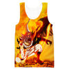 Dragon Natsu Hooded Tank - Fairy Tail Clothes