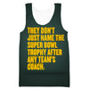 funny packers tank tops